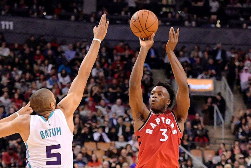 GANTER: These Raptors can shoot the ball and it's only getting better |  SaltWire