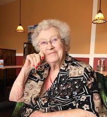Joan King (Nee Dwyer)