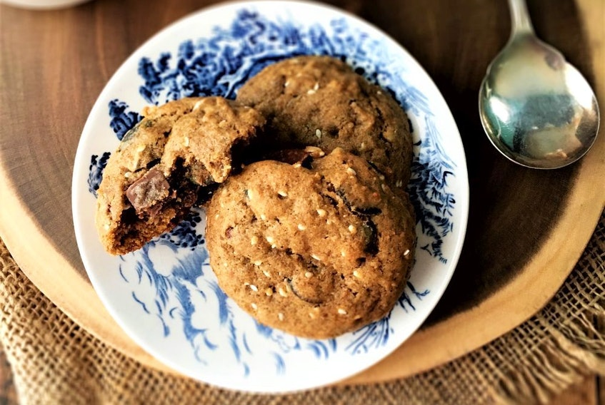 Brown butter pumpkin cookies (Renee Kohlman)