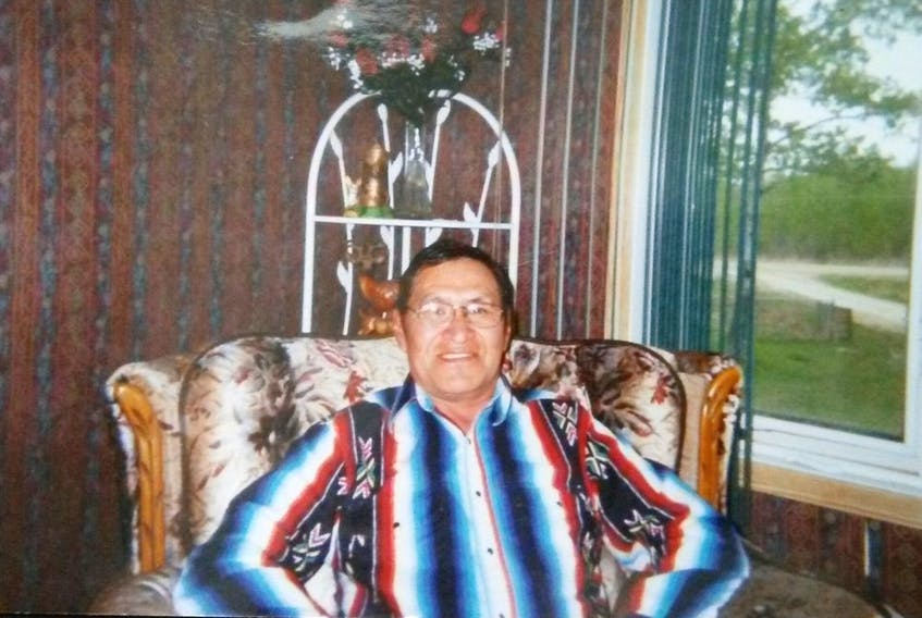 Barbara Still's father Eugene Still (pictured) died of COVID-19 related complications in hospital on Jan. 23. He was in custody at the Willow Cree Healing Lodge. Photo courtesy of Barbara Still.