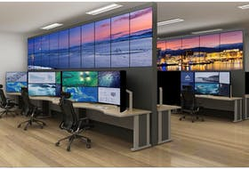 With the installation of wireless technology and underwater sensors, Grieg NL will be able to monitor the fish in sea cages in Placentia Bay, 24 hours every day, from a control room on land.