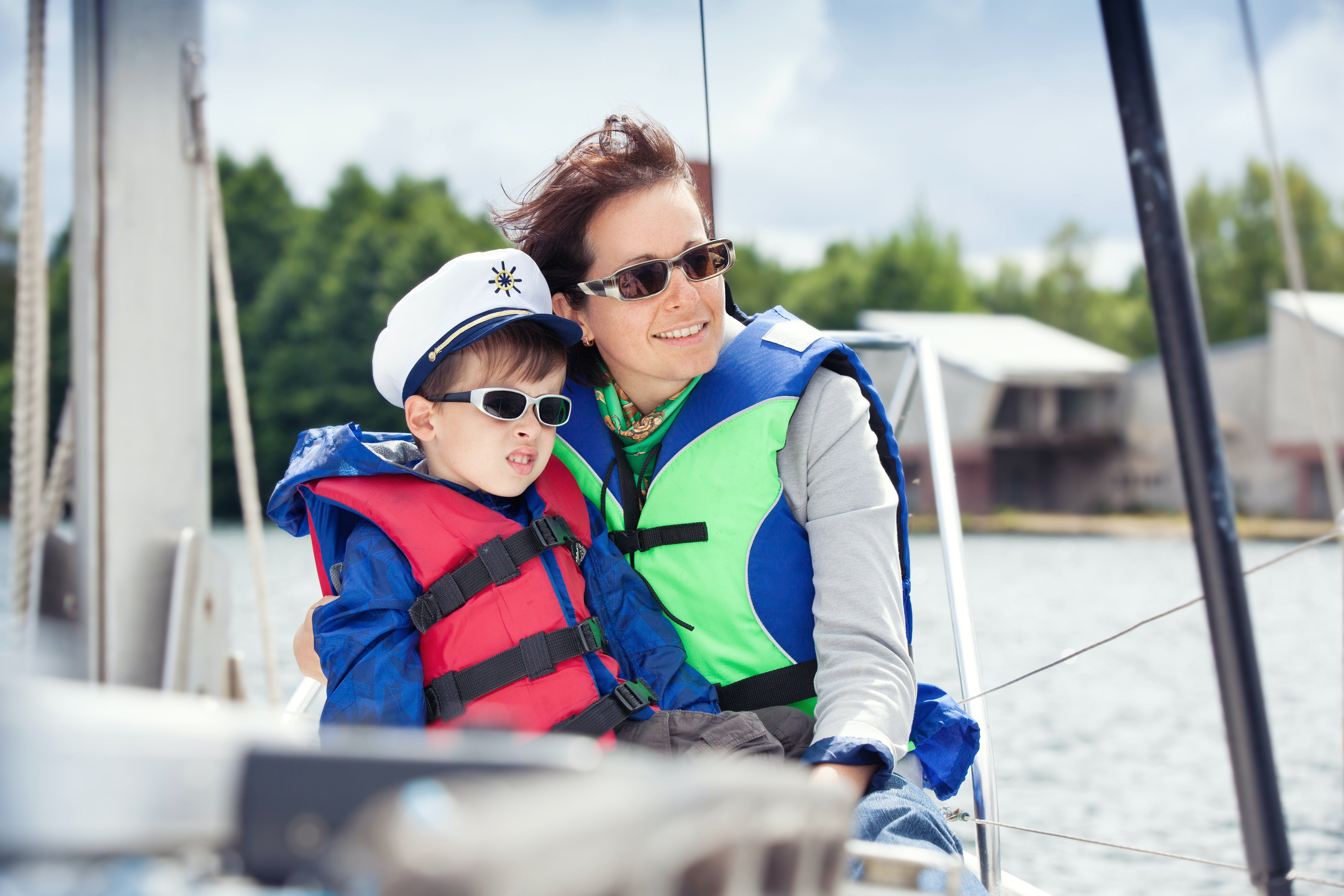 No matter what size vessel you're enjoying on the water, boating safety, including always wearing an appropriately-sized lifejacket, should be the number one priority.