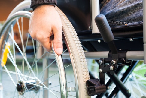 A Charlottetown resident says the city needs to do a better job of improving accessibility around construction sites.