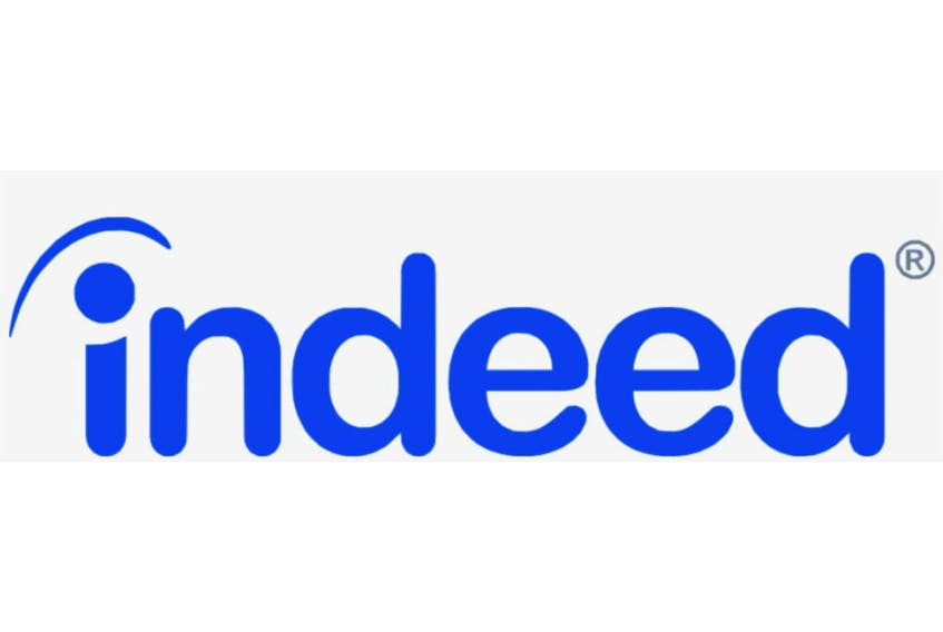 Indeed job search site logo
