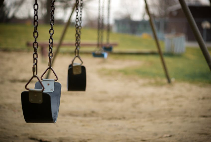New playground equipment is coming of many Charlottetown parks this summer.