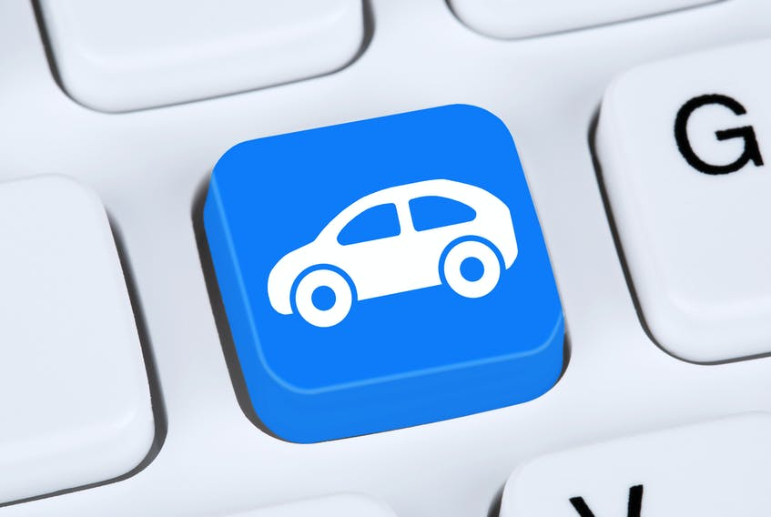 Would you feel comfortable buying a car from an online dealership?