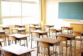 Classroom. - 123RF