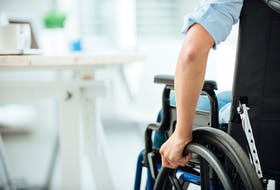 disability stock illustration