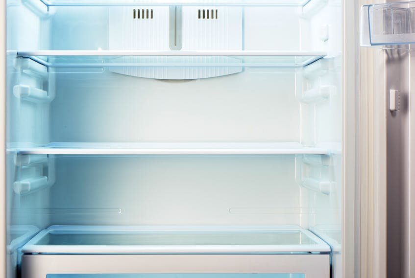 The most marginalized among us weren't able to buy extra food or water ahead of the storm. Losing groceries to a power outage affects those on tight monthly allowances the most. -123RF Stock photo