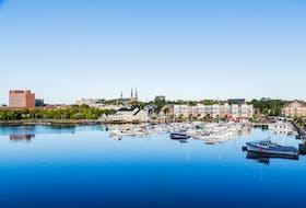 Charlottetown harbour.