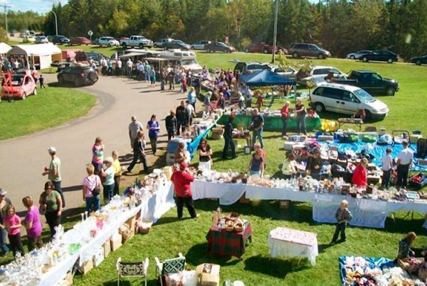 70-Mile Coastal Yard Sale