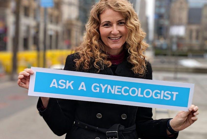 Dr. Jen Gunter has a new book with plain talk on vaginas.