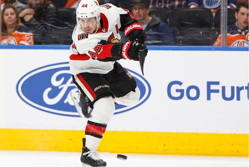 Ottawa Senators' Jean-Gabriel Pageau.