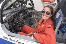 Captain Jenn Casey.