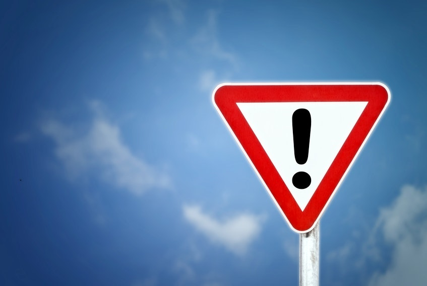 Traffic advisories.