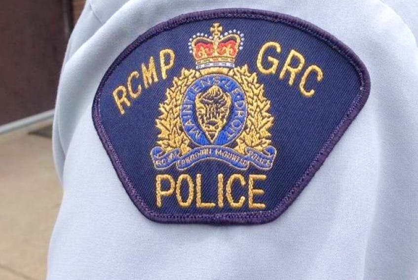 RCMP are on the scene of a barricaded man in McIvers on the west coast.