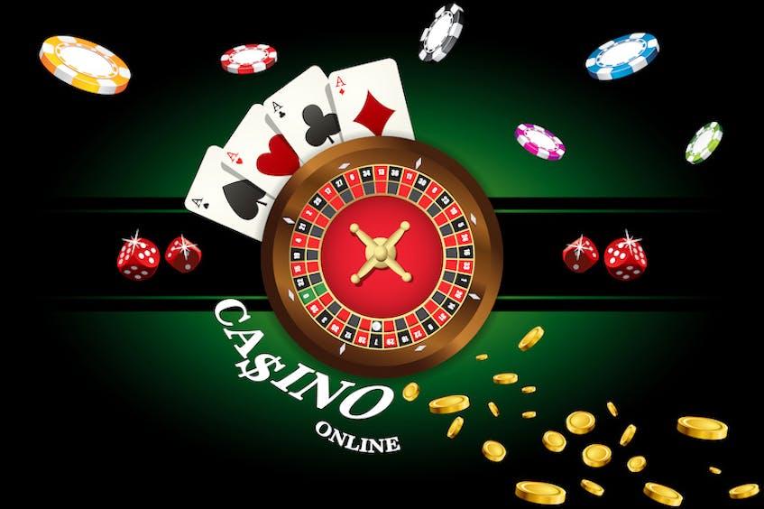 Online gambling - 123RF Stock Photo
