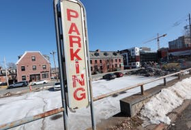 Halifax MP Andy Fillmore just announced two more affordable housing buildscoming to Maitland Street in downtown Halifax. Right now the lot is an under-used parking lot.