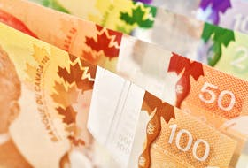 Watch out for counterfeit currency in the Summerside area.