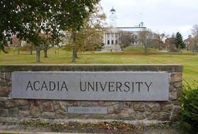 Acadia University.