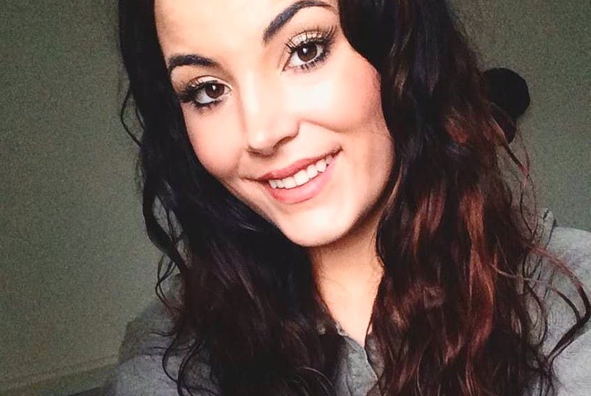 Teryn Gray 23 was last seen Wednesday December 27, 2017 at 1:30 pm at her residence in Grand Falls -Windsor NL