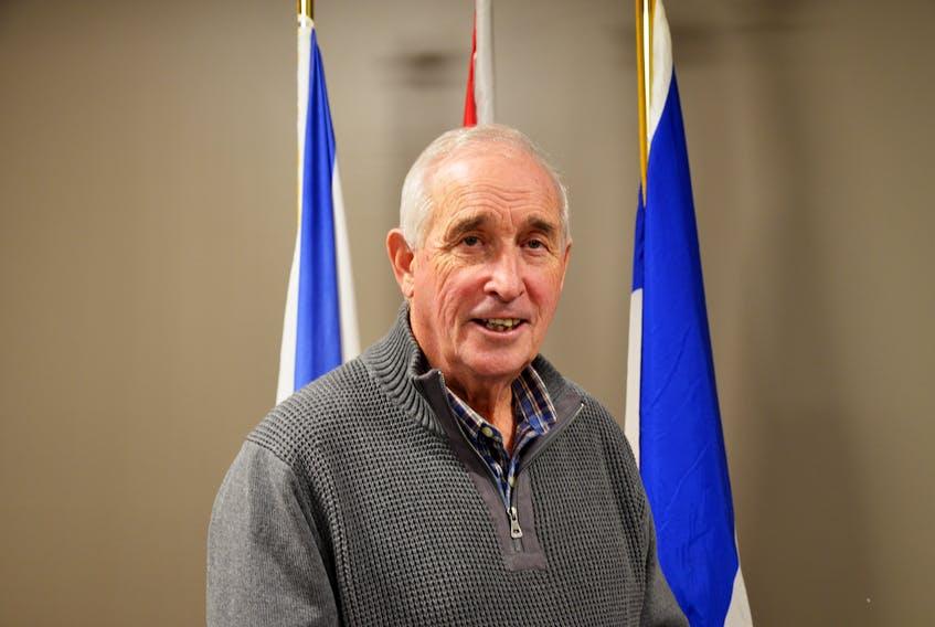Berwick Mayor Don Clarke.