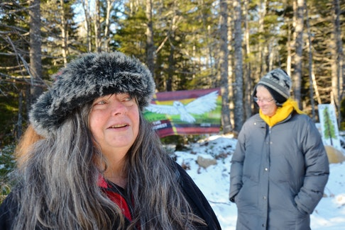 Bev Wigney, who spearheaded efforts to save an aging forest between Corbett and Dalhousie lakes south of Bridgetown, was celebrating Boxing Day. It was one year since she and others started their grassroots fight to halt harvesting of the Crown forest. So far they have been successful.