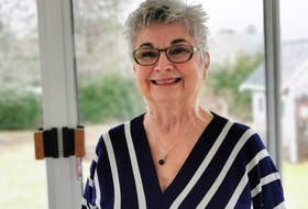 Falmouth resident Kathy Green is finding several reasons to smile each day following a successful double lung transplant.