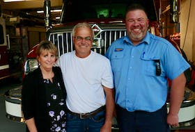 Ann and Eugene Kaizer say they're forever grateful for the people who stopped June 11, 2019 and performed CPR on Eugene — including Windsor firefighter Graham Driscoll.