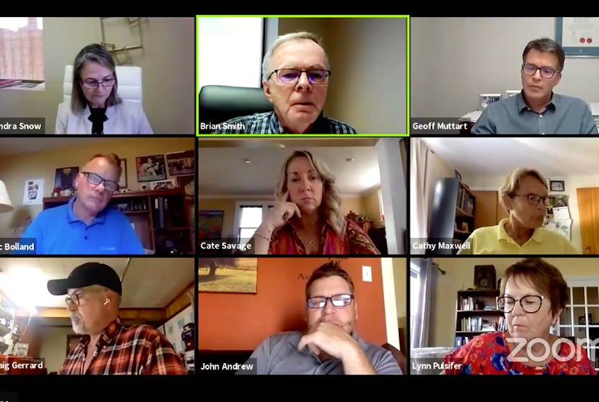 Many municipalities in the Annapolis Valley use virtual conferencing technology to record council meetings and make the resulting videos accessible online for the public. The Town of Kentville, for example, uses Zoom and Facebook to boost public engagement.