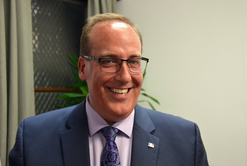 West Nova Conservative MP-elect Chris d'Entremont is in Ottawa where he's becoming familiar with his new role in federal politics. The veteran Nova Scotia MLA won the West Nova riding in the Oct. 21 federal election.
