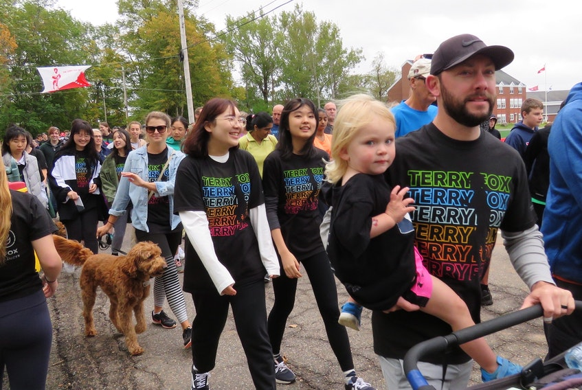 Although the Terry Fox Run won't be taking place in the same fashion as in previous years, Windsor organizers are hopeful there will still be a robust participation level.