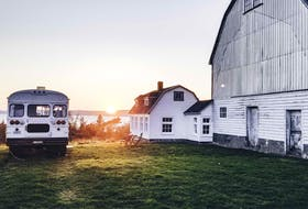 A couple who recently relocated to Annapolis County from Ontario is breathing new life into this old farm property in Clementsport.
