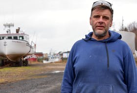 Colin Sproul, a Delaps Cove fisherman and president of the Bay of Fundy Inshore Fishermen's Association, wants to see the Chief William Saulis vessel raised. The scallop dragger lost at sea in December was recently located more than two kilometres from the shore in Delaps Cove, Annapolis County.