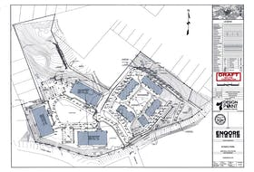 Property owners within 30 metres of the former KCA School property in Kentville have been notified that a site plan for the development of Ryan's Park has been approved.