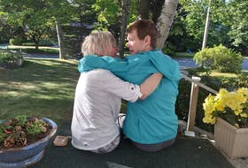 Susan Harvie of Kentville became the driving force for the Ryan's Park pocket community development that recently got underway in Kentville during her pursuit to get Ryan, her adult son with autism spectrum disorder, out of an institutional-care setting.