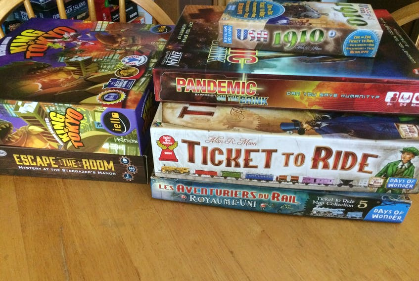 Tabletop game enthusiasts won't want to miss KingCon in Kentville.