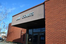 The Kentville law courts.