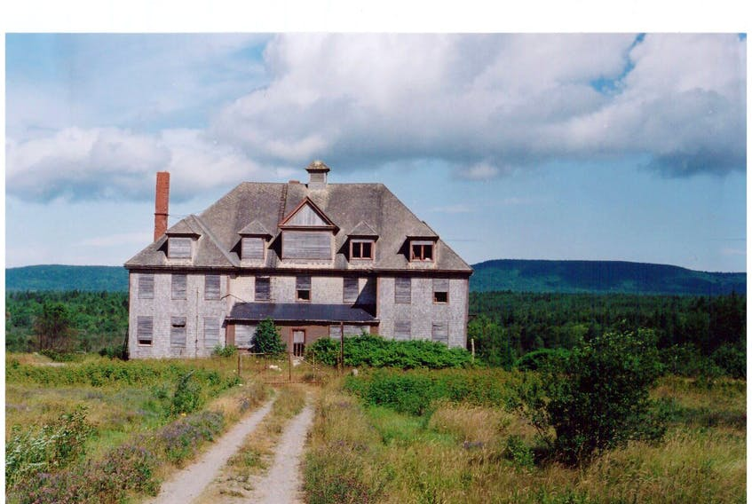 Alms House vacant for timeline