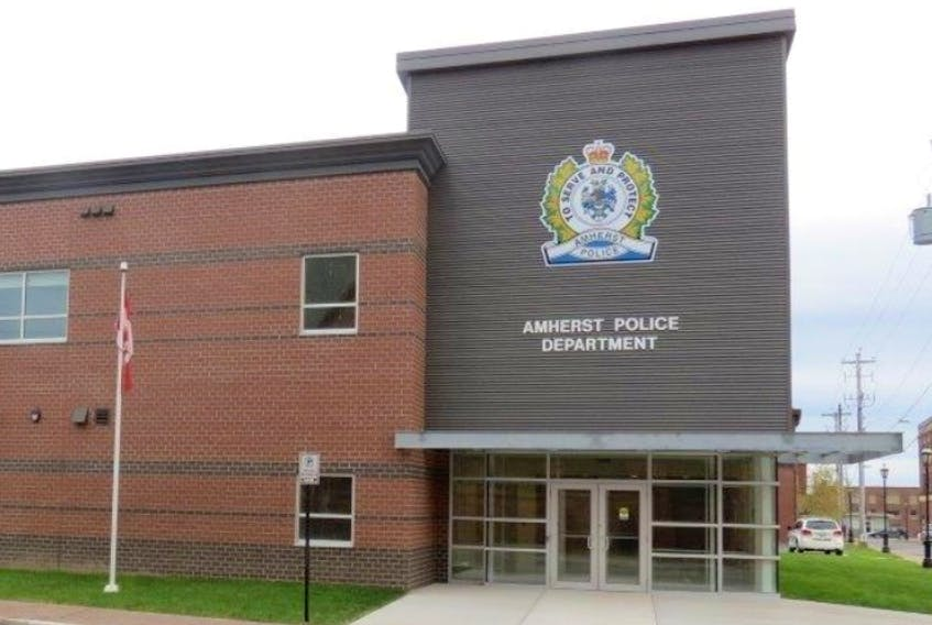 The Amherst police have received several complaints of individuals dumping their garbage on other people's properties.