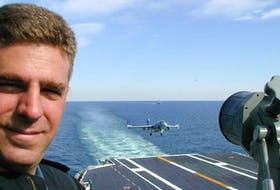 Petty Officer First Class Rick Mohr died from brain cancer in 2008.