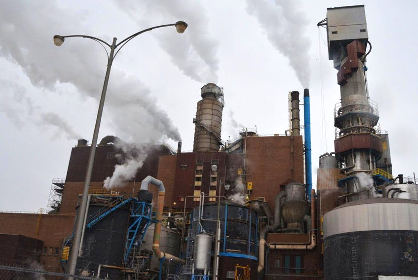Northern Pulp has been both a source of controversy and economic activity in Pictou County. - Aaron Beswick