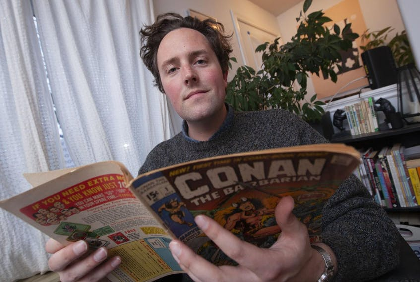 Jed MacKay has been writing comics for Marvel since 2010. - Eric Wynne