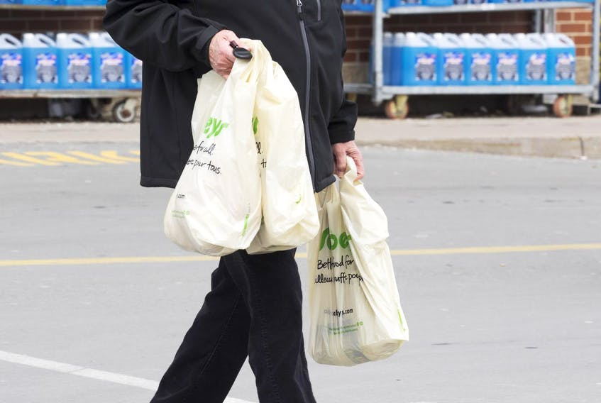 HRM councillors on the environment committee have voted to defer debate on plastics, including plastic grocery bags, until Dec. 6, giving them more time to consider the motion and the staff report. FILE