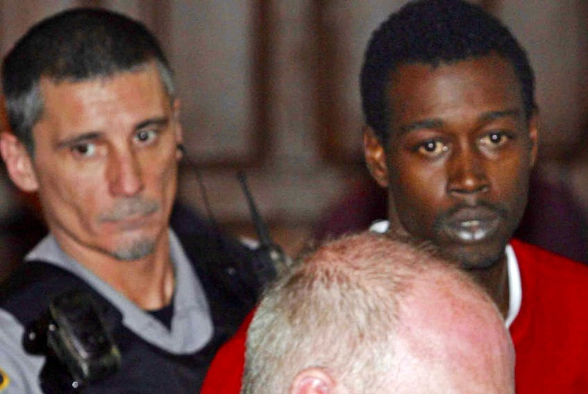 Jason Erroll White, shown at Halifax provincial court in 2008, was sentenced recently on charges of possessing fentanyl and cocaine for the purpose of trafficking. (File)