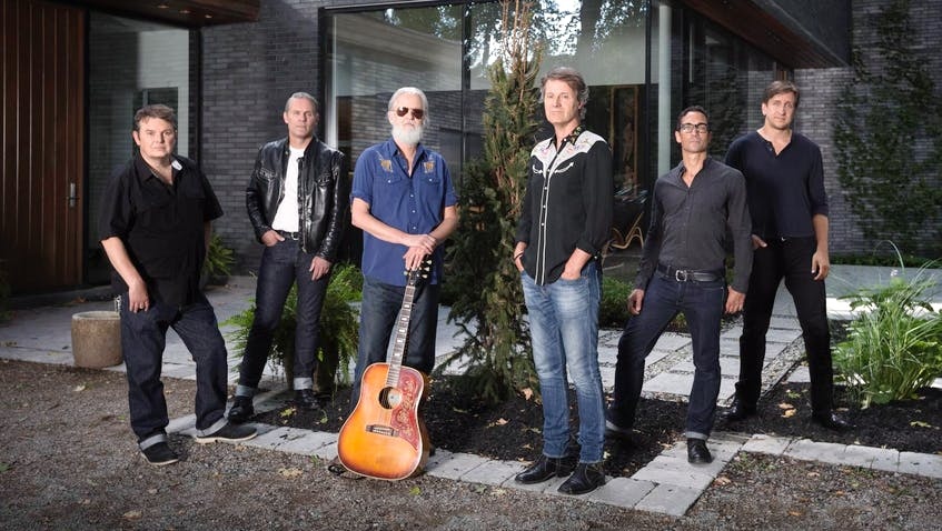 If Blue Rodeo is playing somewhere in metro St. John's, it;'s a good bet Yvette Coffey will be there. — File photo/Dustin Rabin/Contributed