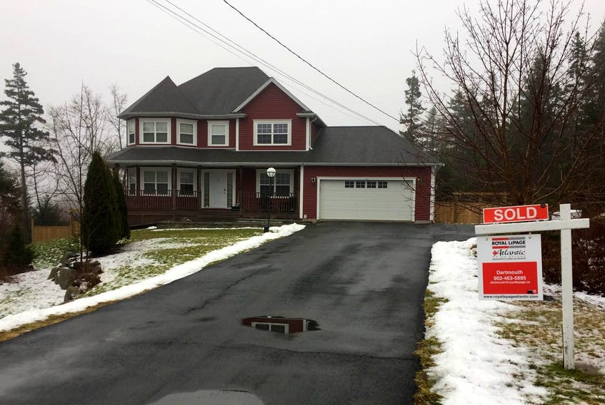 This property on 71 Kinross Ct. in Fall River is one of four properties in Nova Scotia — worth a total of $1.1 million — that belonged to Gerald Cotten and Jennifer Robertson. - Nicole Munro