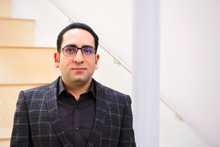 Dalhousie University faculty member Reza Rahimi co-founded Smart Engineering with university colleague Gordon Fenton. Their software allows engineers to request a change to a design, and then use artificial intelligence to implement the change without compromising the rest of the structure.