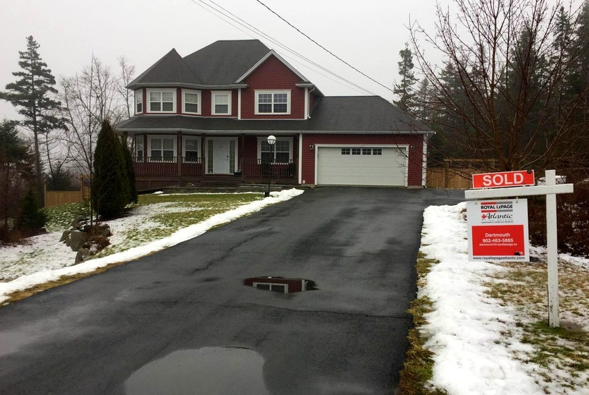 This property on 71 Kinross Ct. in Fall River is one of four properties in Nova Scotia — worth a total of $1.1 million — that belonged to Gerald Cotten and Jennifer Robertson.