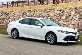 2019 Toyota Camry LE - Richard Russell